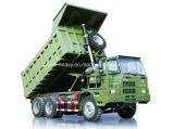 Autocarro con cassone ribaltabile di estrazione mineraria del guerriero di tonnellata HOWO di Sinotruk 40 da vendere