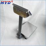 높은 정밀도 Stainles LCD 디스플레이를 가진 강철 전자 가중 가늠자