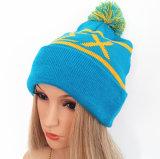 Chapeau de tricotage chaud de belle subsistance de piste (S-1077)
