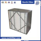 Filtro dell'aria medio della casella F7 con la parentesi