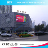 Top SMD publicidad al aire libre pantalla LED de alto brillo LED Video Wall