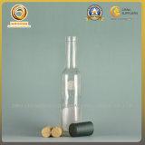 De kleine Bordueax Fles van het Glas van de Wijn Bottle/200ml van de Wijn Bottle/200ml met Cork Bovenkant (372)