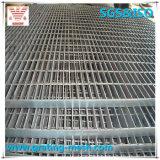 Untreated/galvanizzato Steel Grating per Power Plant