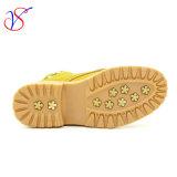 2016人の新式の注入の女性作業は起動するクイックリリース(SVWK-1609-027 TAN)とのジョブのための靴を