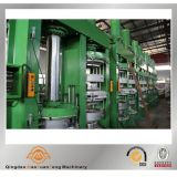 Tipo máquina de vulcanización de la cápsula del neumático del neumático de M/C y de B/C