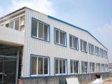 Stahlkonstruktion-Werkstatt/Lager mit seitlichem Haus (JW-16280)