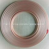 60FT Typ L flexible kupferne Rohrleitung für Wasser und Gas