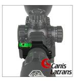 Nivel de burbuja de aire de Riflescope del alcance del Shooting del arma de Airsoft del rifle Cl33-0090