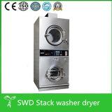 セルフサービスの硬貨によって作動させる洗濯装置