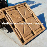 Paleta de madera de la fumigación euro de la paleta de la alta calidad
