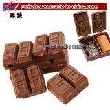 Papel promocional de la oficina de los sacapuntas del chocolate de la fuente de oficina de los items (G8069)