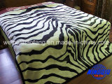 Одеяло норки Raschel печатание акриловое (MQ-LPB-002)
