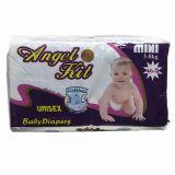 Qualität Disposable Baby Diaper mit Magic Tape.