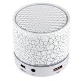 Диктор звукового ящика СИД миниый Bluetooth беспроволочного портативного нот