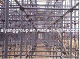 A película enfrentou a madeira compensada para o material de construção com certificado do Ce