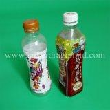 L'étiquette rétrécissable faite sur commande de chemise pour la bouteille/peut s'enveloppant