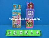 Téléphone portable musical de vente chaud de jouets (926513)