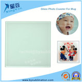 Sublimation Glass Coaster for Mug