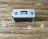 Caja de aluminio para el equipo del Escap con la ventana transparente