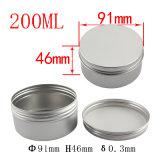 алюминиевый косметический Cream опарник 200ml (NAL0107)