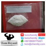 Prova di punto di fusione passata/polvere 4-Chlorodehydromethyltestosterone (Turinabol orale)