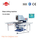 세륨 표준 수평한 유리제 드릴링 기계