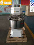 Pão industrial Misturador de massa espiral 50kg Misturador de massa espiral