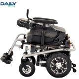 """Starke Hochgeschwindigkeitsenergien-elektrischer Rollstuhl Dp600 mit grossen 16 """" Rädern"""