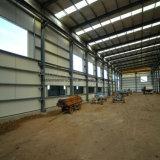 Taller prefabricado de la estructura de acero del fabricante profesional para la venta