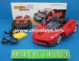 Giocattoli di plastica dell'automobile di RC, modello dell'automobile RC di telecomando 5CH (0437174)