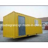Prefabricated 강철 구조물 오두막 집 (DG5-035)