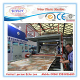 Декоративная плита PVC искусственная мраморный делая машины
