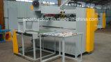 Halbautomatischer Karton-Kasten-nähende Maschine
