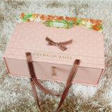 Caixa do chocolate da caixa dos doces da caixa de presente da cor