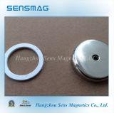 Magneten NdFeB van de Magneet van de pot assembleren de Permanente en Magnetisch