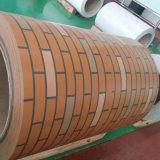 (0.14mm-1.0mm) Prepainted гальванизированная стальная катушка (PPGI)