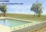 Sale chaud Frameless Glass Railing/Balustrade pour Balcony