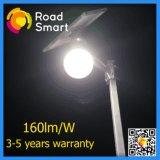 8W Solar-LED Yard-Licht mit justierbarem Panel