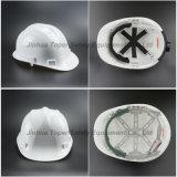 建築材料は停止する電気安全作業ヘルメット(SH502)を