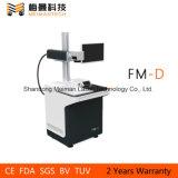 Máquina de alumínio da marcação do laser do aço inoxidável