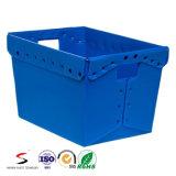 印刷を用いる再生利用できるポリプロピレンのCorfluteのフルーツボックス折るボックス