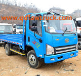 Faw 5-7 Tons Light Truck 4X4