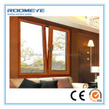 Roomeye 알루미늄 끊긴 브리지 회전과 경사 알루미늄 여닫이 창 Windows (RMTTW-10)
