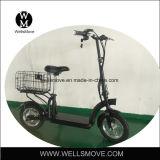 Buena calidad Escooter plegable conveniente del precio con el asiento para el camino urbano de la ciudad