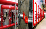 Ajustage de précision et couplage de pipe Grooved de fer malléable avec la norme de Victaulic