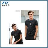T-shirt d'OEM avec la bonne qualité de collet rond