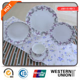 Alta qualità 47PCS Porcelain Dinner Set