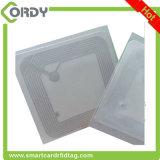 50*50mm Papierkennsatz ISO15693 ICODE SLIX RFID Bibliotheks-Buch-Marke