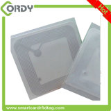 50*50mm 서류상 레이블 ISO15693 ICODE SLIX RFID 도서관 책 꼬리표