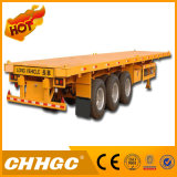 Heißes Sale 20FT/40FT Container Platform Semi Trailer